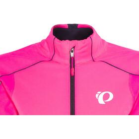 PEARL iZUMi Elite Pursuit Softshell Jacket Women Screaming Pink/Black